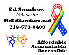 Ed Sanders advertisement for Gay Pride Parade 2016  copy