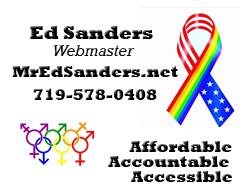 Ed Sanders advertisement for Gay Pride Parade 2016  copy