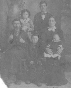 Jesse Sanders family